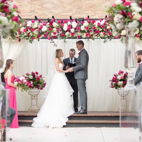 Midsummer wedding hotel roanoke 1