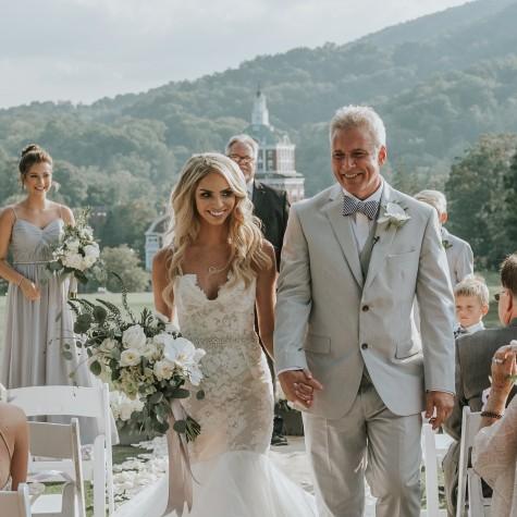 Mountain Splendor Homestead Wedding 5