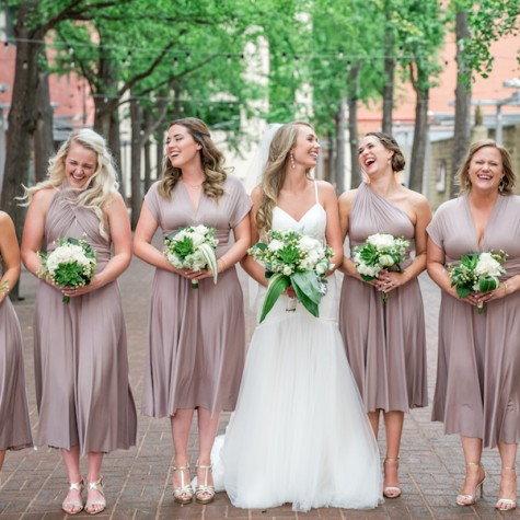 Organic Rooftop Wedding 5