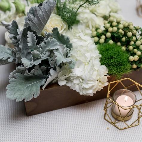 Organic Rooftop Wedding 8