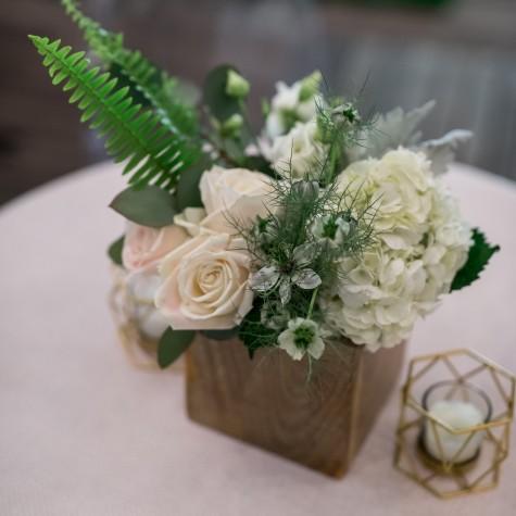 Organic Rooftop Wedding 9