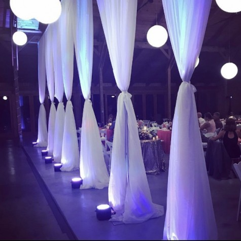 Draping and Lighting 11