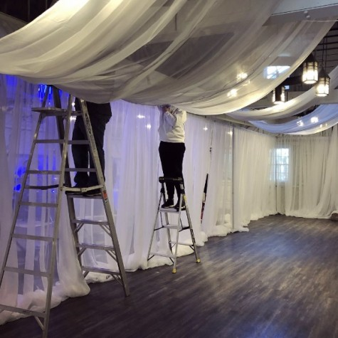 Draping and Lighting 7