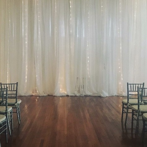 Draping and Lighting 9