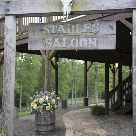 Stables Saloon Dinner 22
