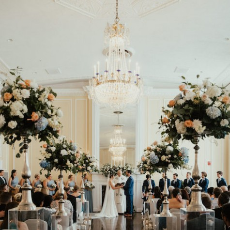 Caroline La Rocca Flowers, Pat Cori Photography, Patrick Henry Ballroom weddings, Roanoke Wedding Photographer, Virginia wedding photographers
