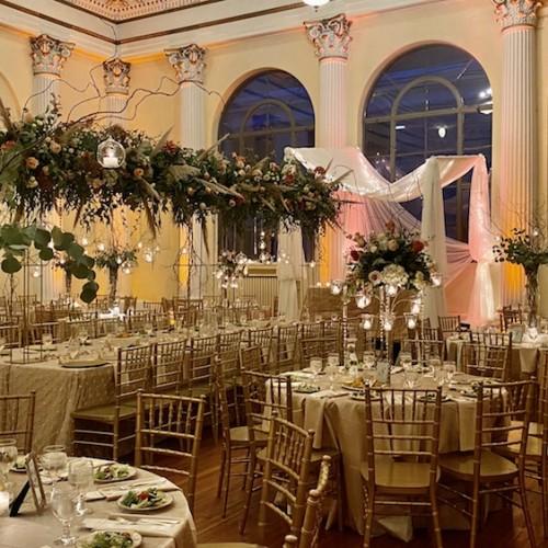 corinthian ballroom